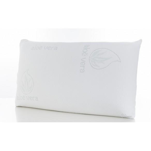 Almohada viscoelástica tejido con aloe vera 70-150 cm